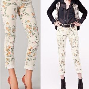 🆕listing CoH Mandy hi waist retro slim floral